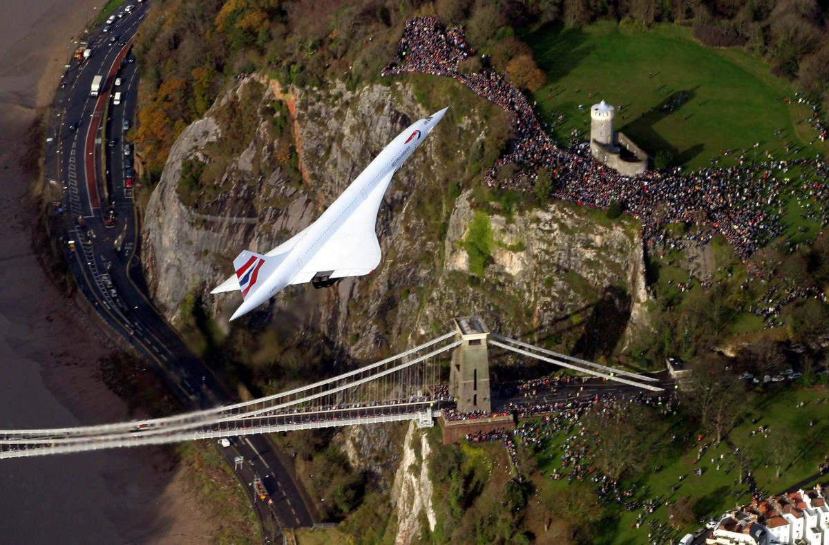 Aerial Photography - ROTTING_CONCORDE_SWNS06