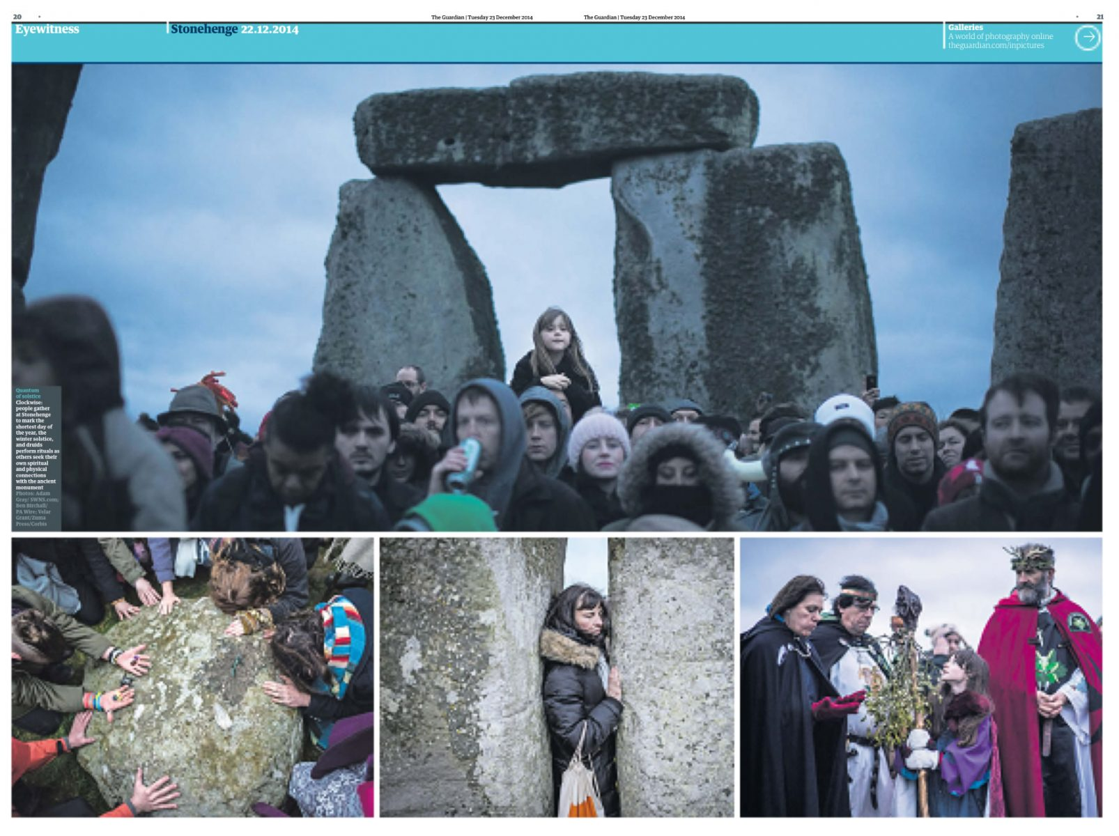 Winter Solstice - Eyewitness - Page 20&21
