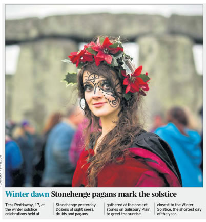 Winter Solstice - Telegraph - Page 12