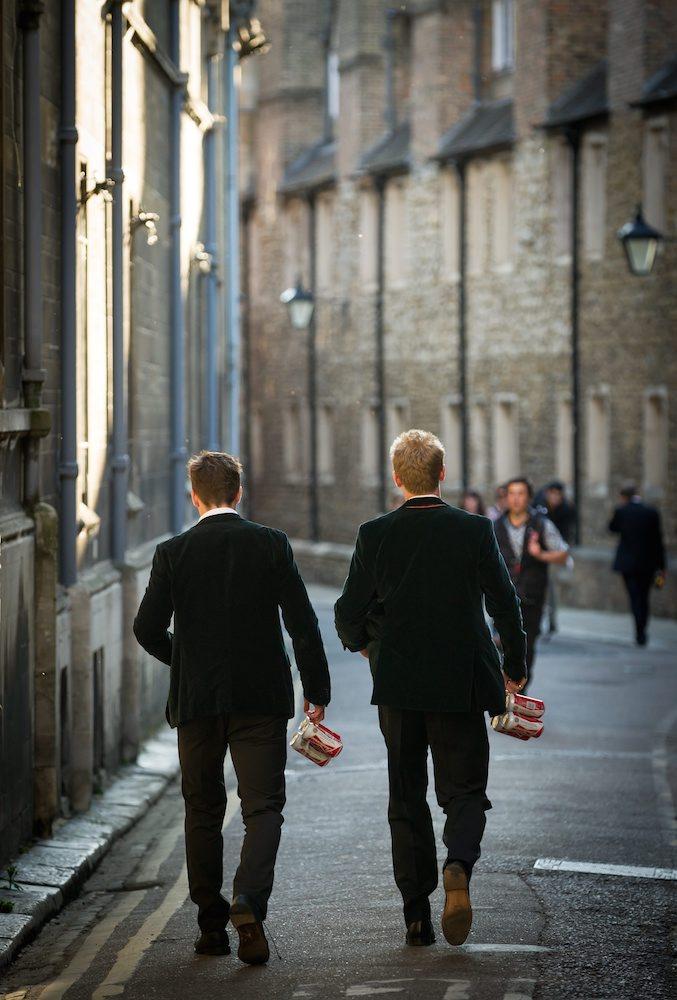 Cambridge University May Balls