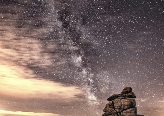 Milky Way Dartmoor