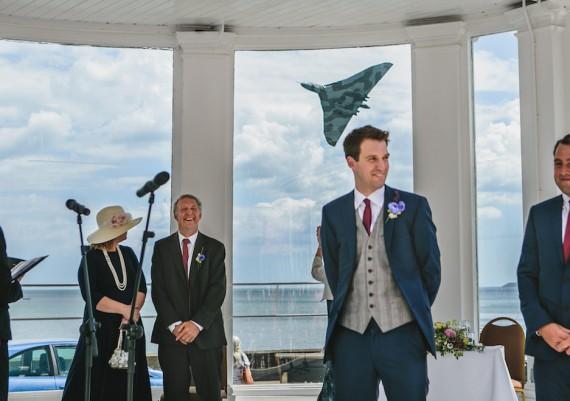 Vulcan Wedding